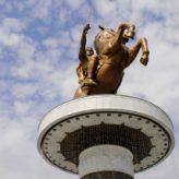 Hlavní město Makedonie – Skopje