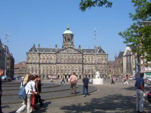 Královský palác v Amsterdamu