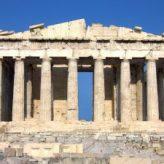 Hlavní město Řecka – Athény