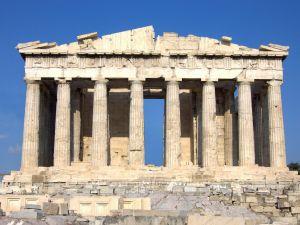 Parthenon na Akropoli
