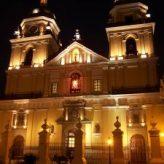 Hlavní město Peru – Lima