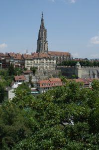 Katedrála Bern Minster, Švýcarsko