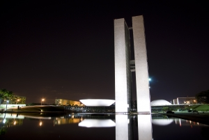 Parlament v Brasílii