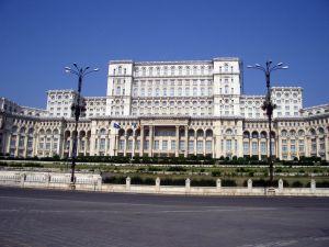 Parlament v Bukurešťi