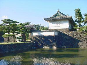 Císařský palác v Tokiu, Japonsko