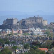 Hlavní město Skotska – Edinburgh