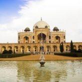Hlavní město Indie – Dillí