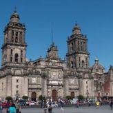 Hlavní město Mexika – Ciudad de México