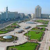 Hlavní město Běloruska – Minsk