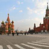 Hlavní město Ruska – Moskva