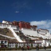Hlavní město Tibetu – Lhasa