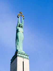 Památník svobody v Rize