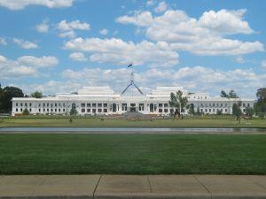 Starý parlament Canberra