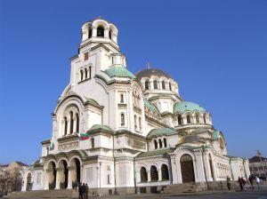 Katedrála sv. Alexandra Něvského v Sofii