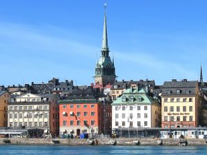 Staré město ve Stockholmu