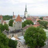 Hlavní město Estonska – Tallinn