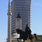 Hlavní město Albánie – Tirana