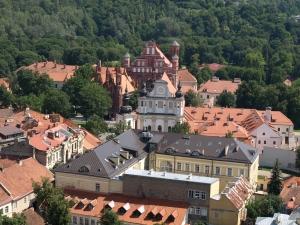 Hlavní město Litvy Vilnius